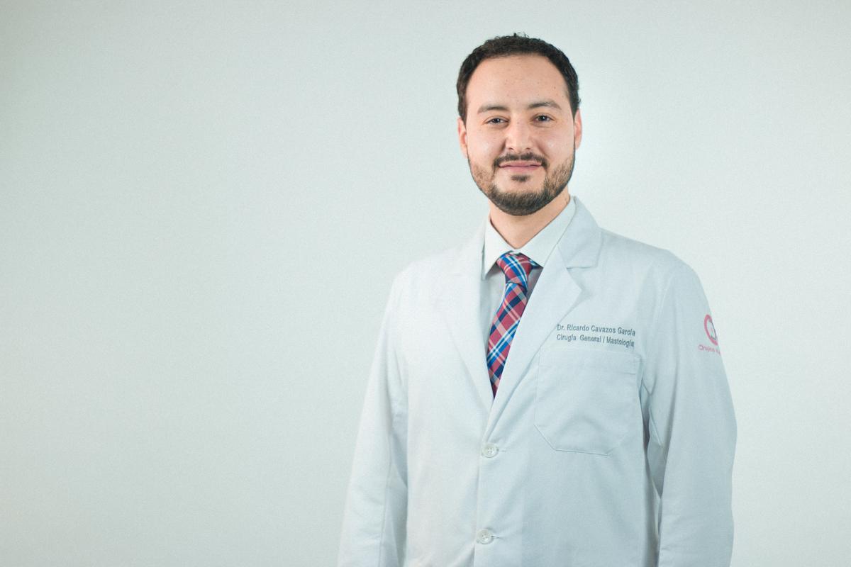 Dr. Ricardo Cavazos - Mastólogo