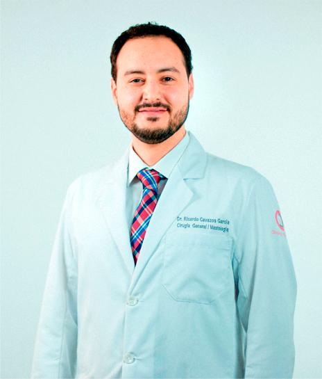 Dr. Ricardo Cavazos